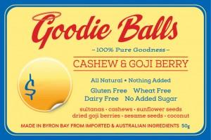 Packaged Gluten Free Dairy Free Cake Balls