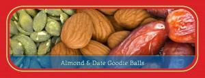 Almond & Date Goodie Balls