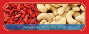 Cashew & Goji Berry Goodie Balls